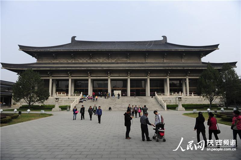 丝绸之路 展览亮相陕西历史博物馆