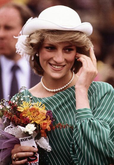 8月31日英国王妃戴安娜魂断巴黎 死因护肤秘籍大公开