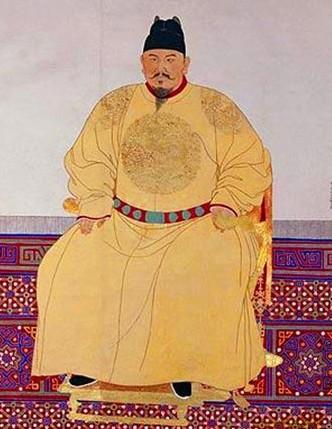 10月28日 明太祖朱元璋出生 揭史上最淫乱皇帝【组图】