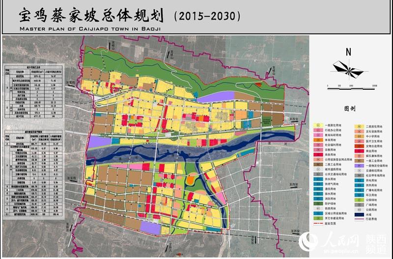 岐山蔡家坡:打造中国西部汽车及零部件制造基地