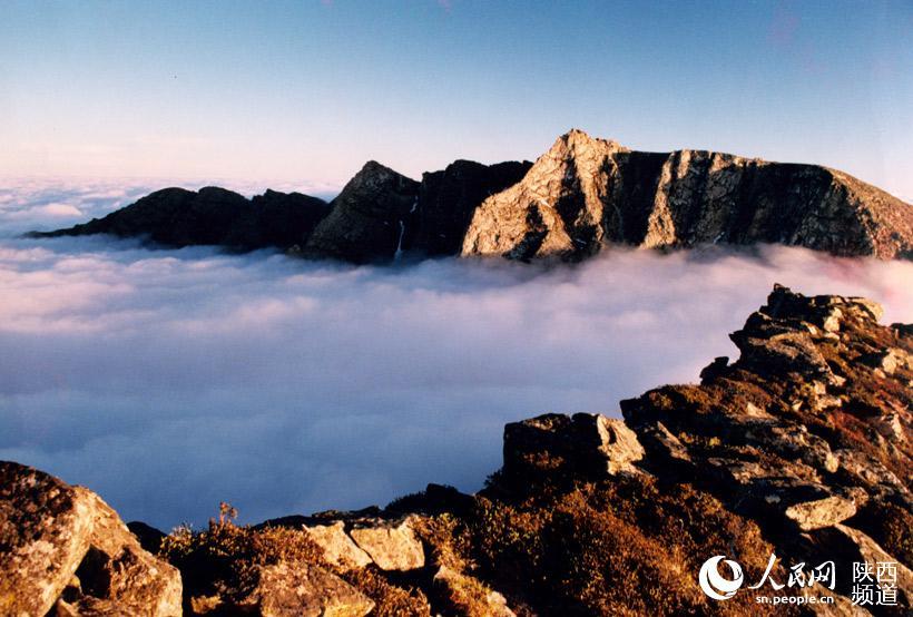 高清组图:探秘秦岭最高峰太白山