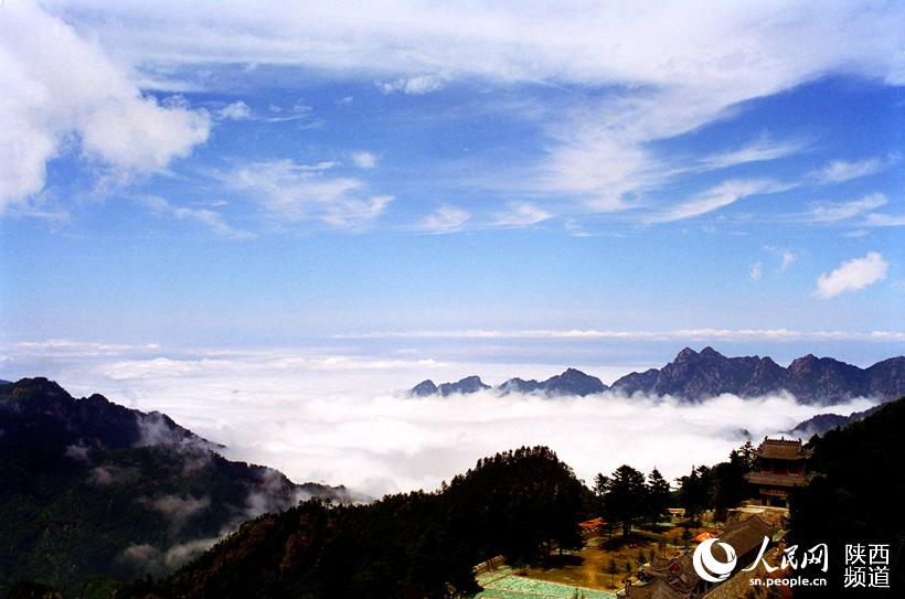 高清名山风景图片