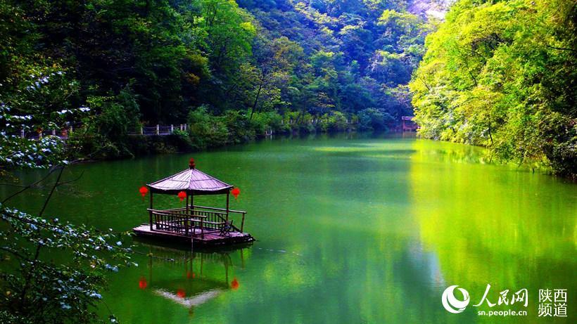 因旋律欢快,一路高歌,从商洛的青山绿水间飞扬而出,唱到了央视猴年