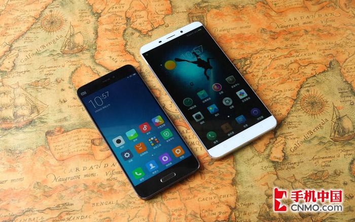 小米苹果5和360大全手机版对比图赏透明手机手机图片旗舰图片