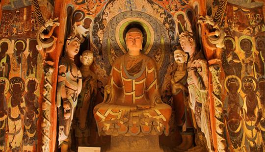 敦煌莫高窟展:丝绸之路上的佛教艺术