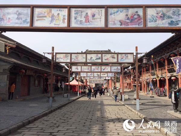 丝路上的陕西元素:丹噶尔古城的陕西文化