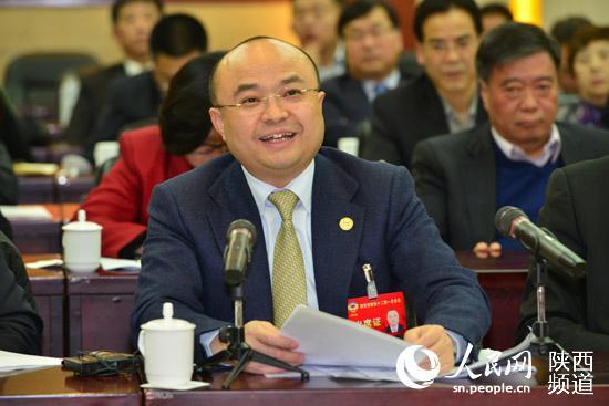 陕西省政协委员陈高志