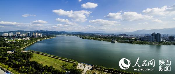 陕西汉中:汉人老家生态美 一江清水向京流