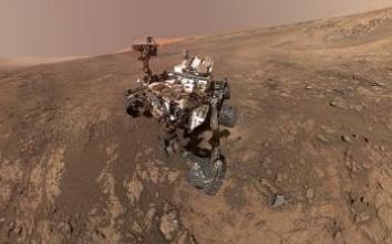 火星上现有机分子