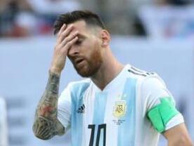 【世界杯】巨星陨落