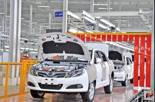 """生物医药、军民融合产业链,打造全国新能源汽车生产基地的""""西高"""