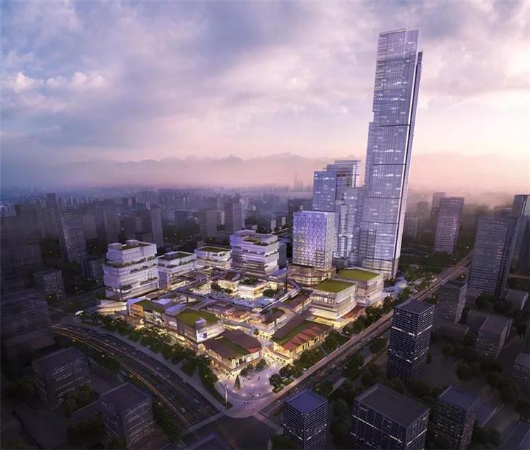 西安曲江新区打造大西安转变城市发展方式样板区