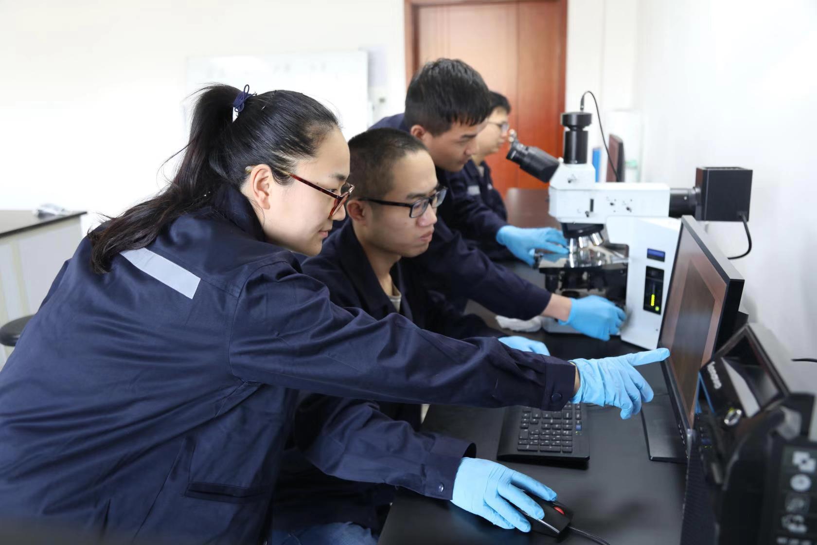 人民网:研发核心技艺 为未来铸造竞争利器