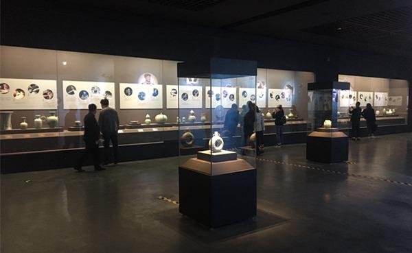 150余件龙泉青瓷、宝剑精品亮相陕西历史博物馆