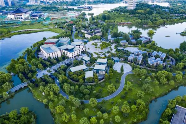 西安浐灞生态区连续两年获陕西省
