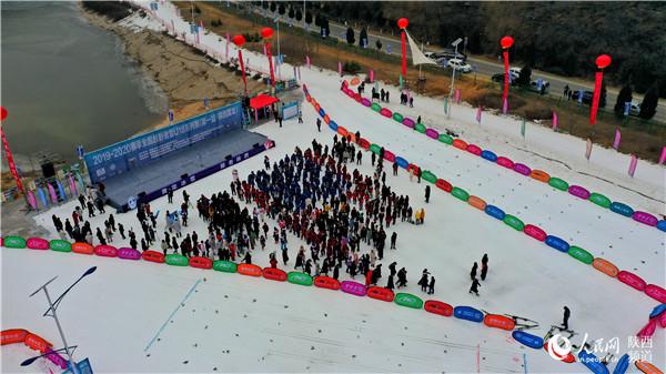 2019―2020年全国越野滑雪U18系列首站比赛在陕西黄龙举办