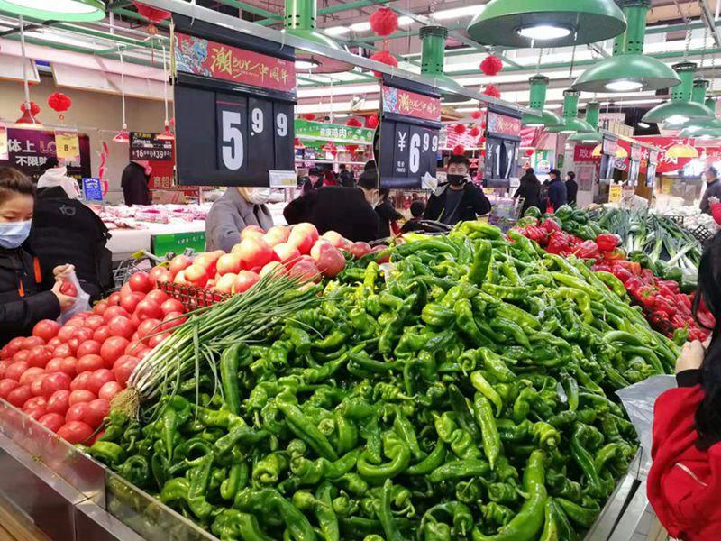 陕西省商务厅:全省生活必需品供应总体充足