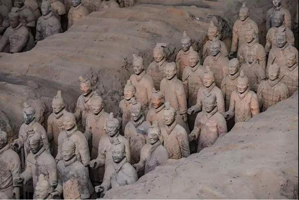 千年古都常来西安寻找错过的旅行