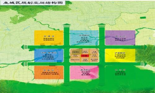主城区规划空间结构图