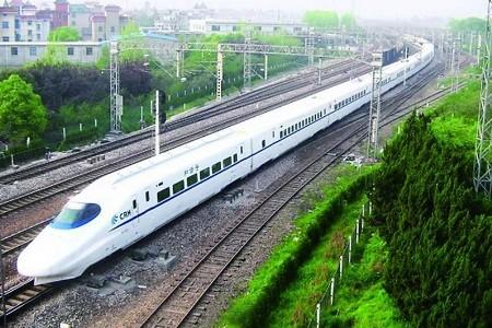 西部第一条高速铁路――郑西高铁-?#20973;?#22270;片 67441 450x300