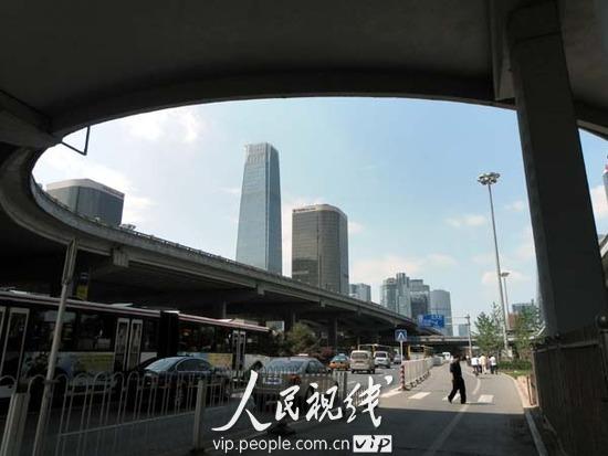 北京目前最高的楼国贸三期(张桂存)-房产